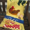 Chicken banner drying thumbnail