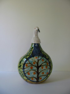 Alchemical dove pot 1