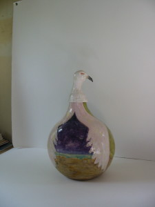 Alchemical dove pot 2