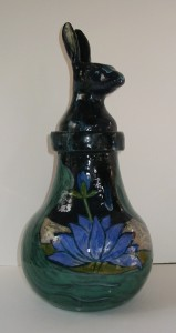 Alchemical hare jar 1