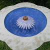 Flower Water feature top thumbnail