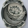 Lotus and fern dish thumbnail